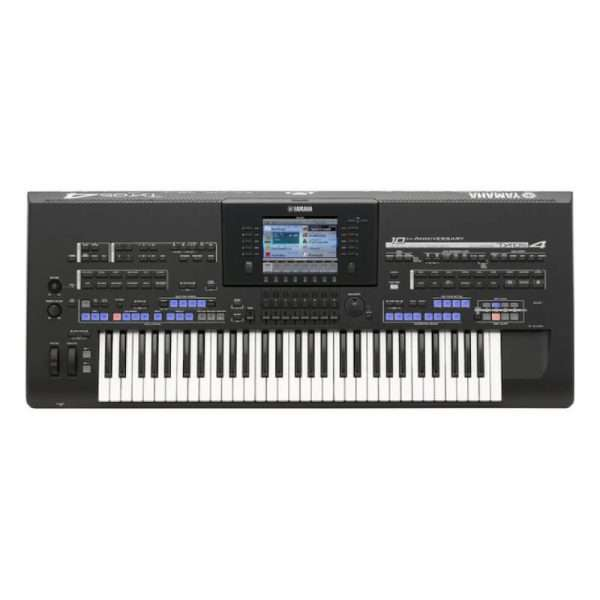 Used Yamaha Tyros 4 Special Edition Keyboard & MS04 Speakers