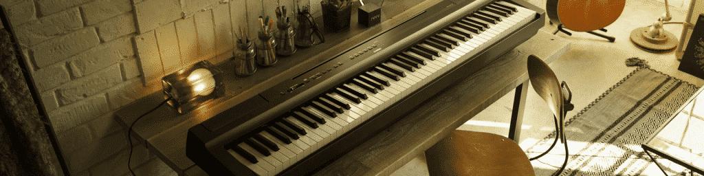Best Digital Piano | Yamaha P125 Portable Digital Piano