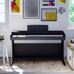 Yamaha YDP144   Student Digital Upright Piano
