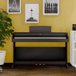 Yamaha YDP164   Compact Upright Digital Piano
