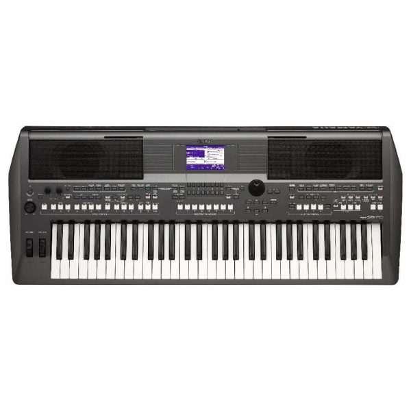Used Yamaha PSR S670 Arranger Workstation Keyboard