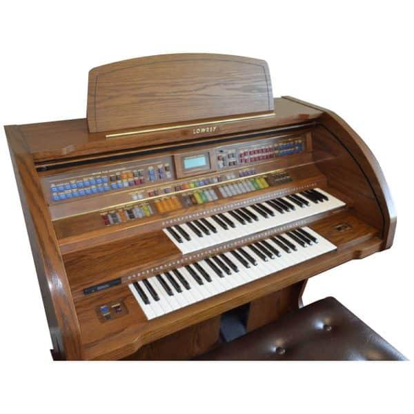 Used Lowrey Premier Organ