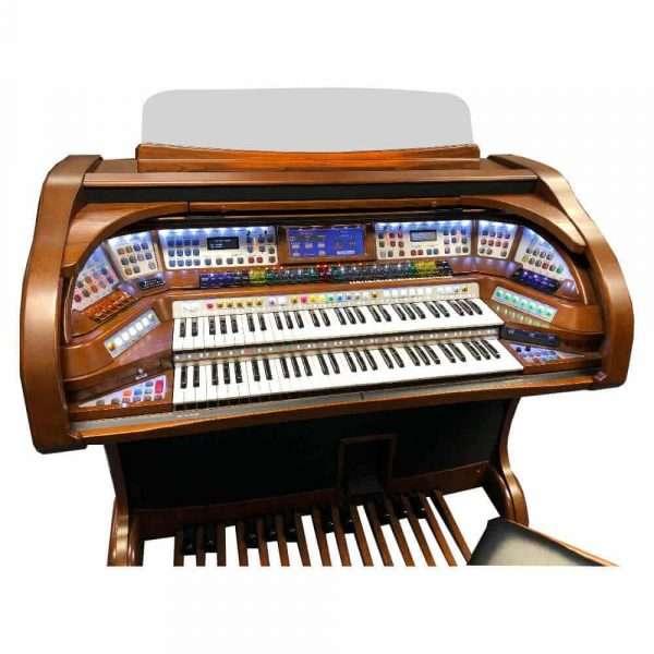 Used Lowrey Symphony SE Organ