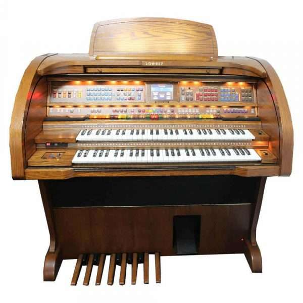 Used Lowrey Sensation Special Edition Organ