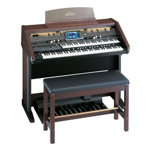 Used Roland Atelier AT900C Organ - Available Soon