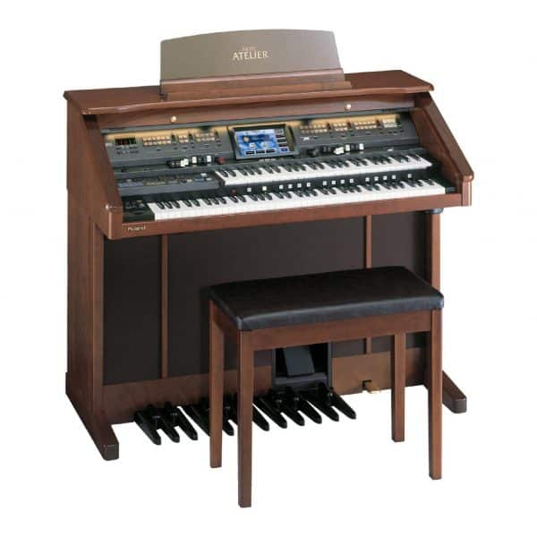 Used Roland Atelier AT800 Organ With ATUPEX upgrade