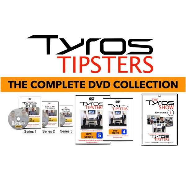 Tyros Tipsters DVD Set