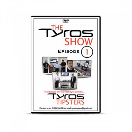 Tyros Tipsters DVD - Episode 1