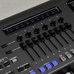 Yamaha Genos Sliders