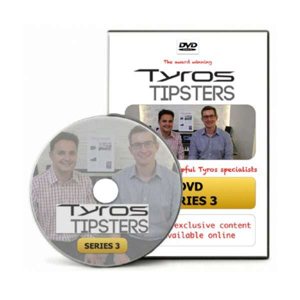 Tyros Tipsters Series 3