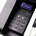 Yamaha CLP735 | Piano with Rhythms & LCD Display