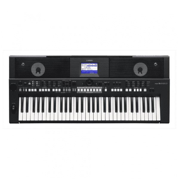 Yamaha PSR S650 Keyboard