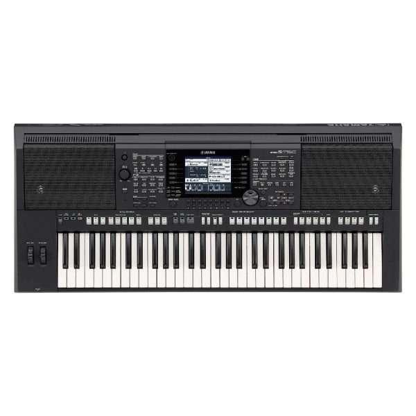 Used Yamaha PSR S750 Arranger Workstation Keyboard