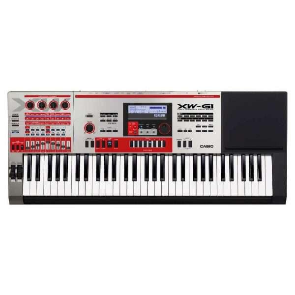 Used Casio XW-G1 Synthesizer Keyboard