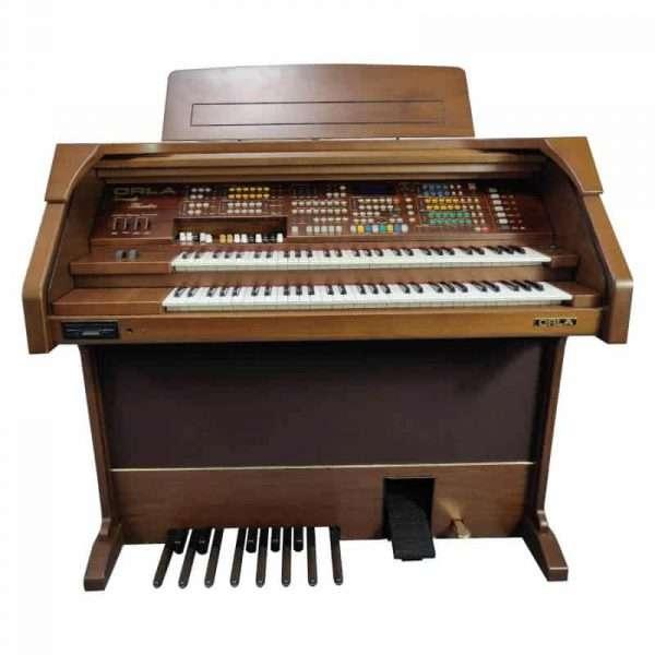 Used Orla Grande Theatre Organ