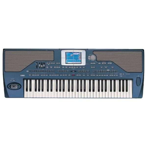 Used Korg PA800 Arranger Keyboard