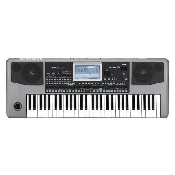 Used Korg PA900 Professional Arranger Keyboard