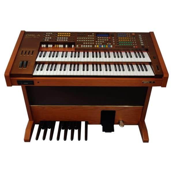 Used Orla Compact Theatre Organ