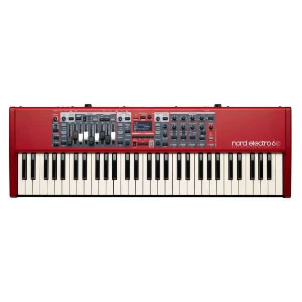 Used Nord Electro 6D 61 Stage Piano