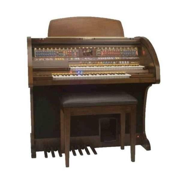 Used Lowrey Holiday Classic Organ