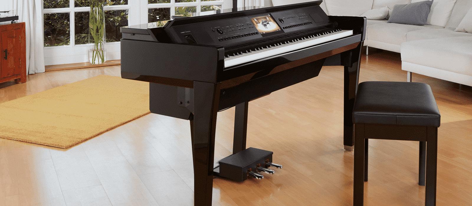 Yamaha cvp805