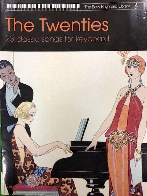 The Twenties - Easy Keyboard Library