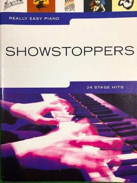 Showstoppers - Really Easy Piano