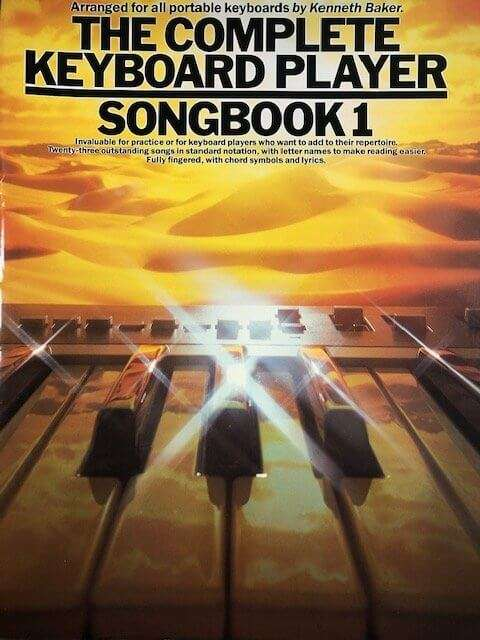 The Complete Keyboard Player - Songbook 1