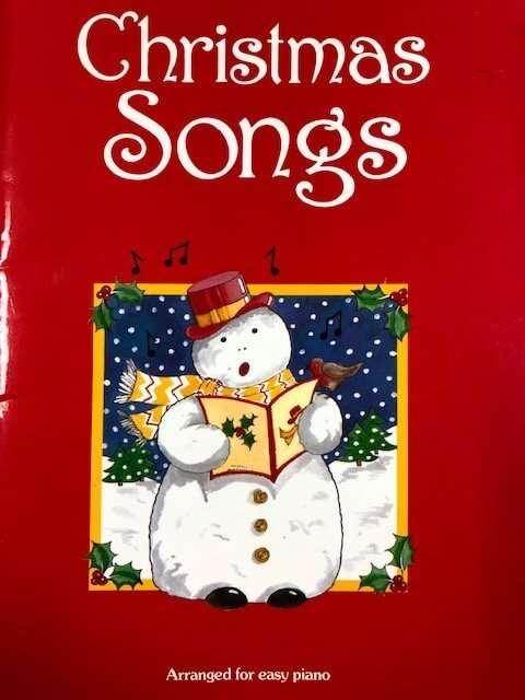 Christmas Songs - Easy Piano