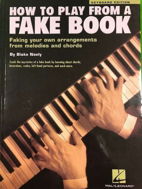 How To Play From A Fake Book - Piano