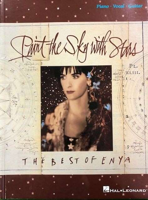 Paint The Sky With Stars - Best of Enya - Piano/Vocal/Guitar