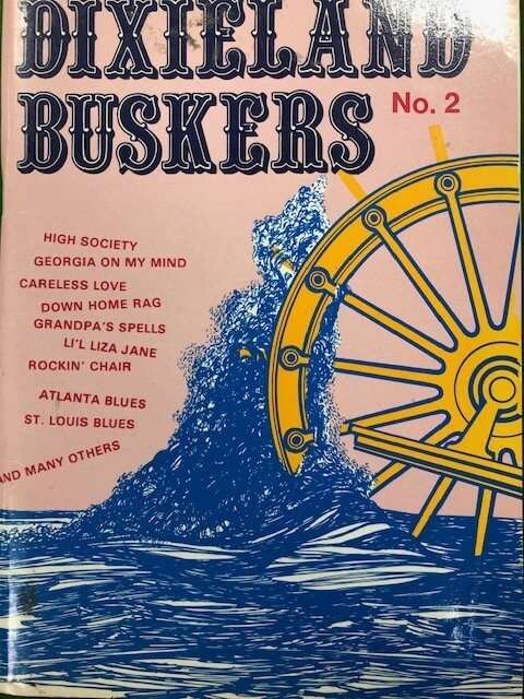 Dixieland Buskers No. 2