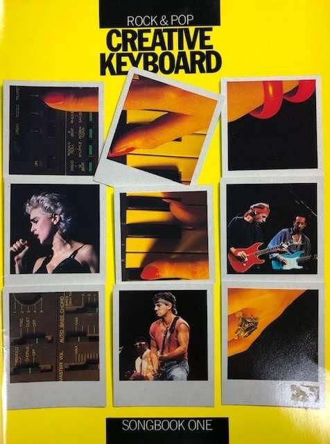 Rock & Pop Songbook 1 - Creative Keyboard