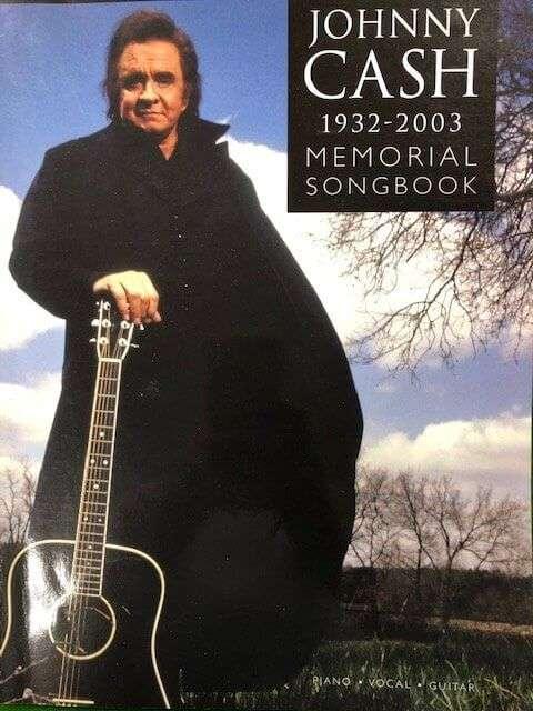 Johnny Cash 1932-2003 Memorial Songbook - Piano/Vocal/Guitar