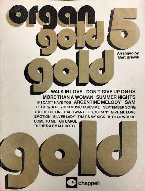Organ Gold 5