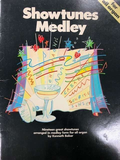 Showtunes Medley for All Organ