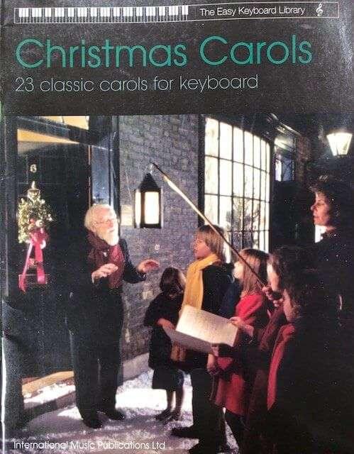 Christmas Carols - Easy Keyboard Library