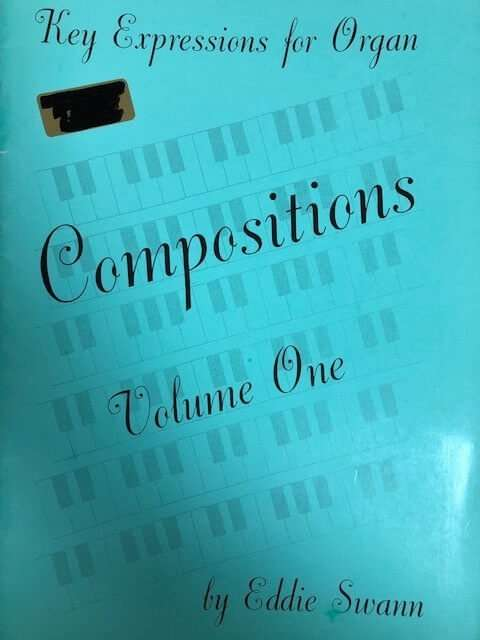 Key Expressions for Organ - Compositions Volume One
