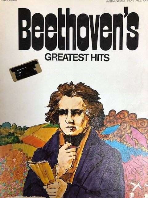 Beethoven's Greatest Hits - All Organ