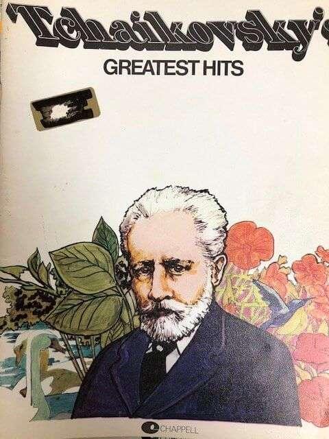 Tchaikovski's Greatest Hits - All Organ