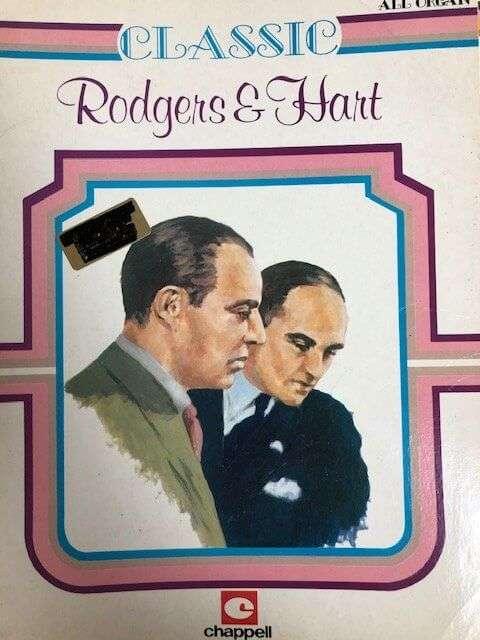 Classic Rodgers & Hart - All Organ