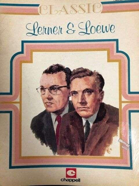 Classic Lerner & Loewe - All Organ