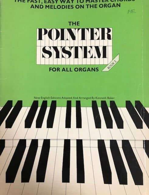 The Pointer System - Book 5 - For All Organ