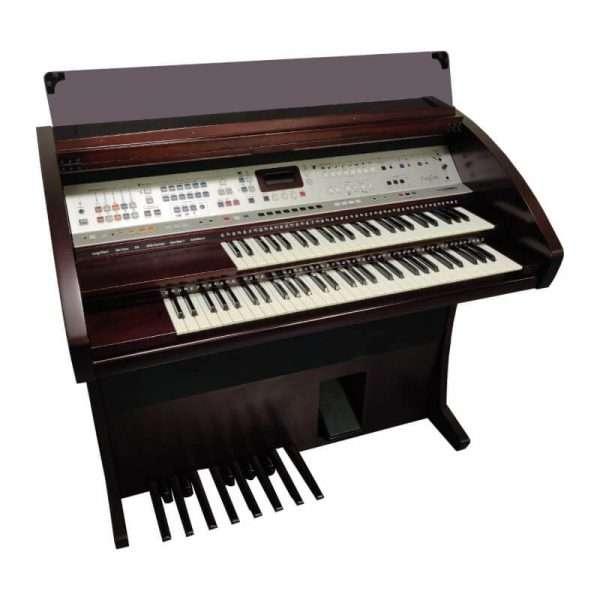 Used Lowrey Fanfare Organ