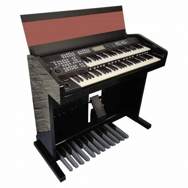 Used Orla Ringway RS620 Organ In Black