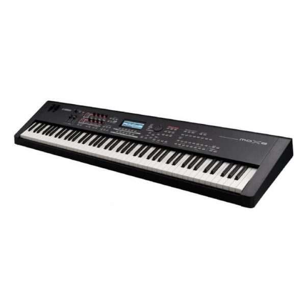 Yamaha MOX8 Synthesizer Keyboard