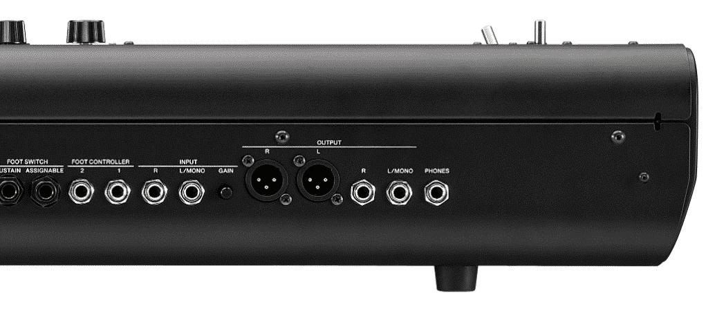 CP88 Audio I/O