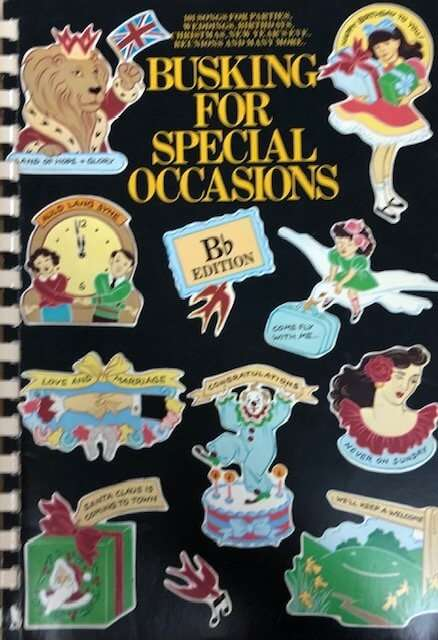 Busking for Special Occasions - Piano/Organ/Guitar