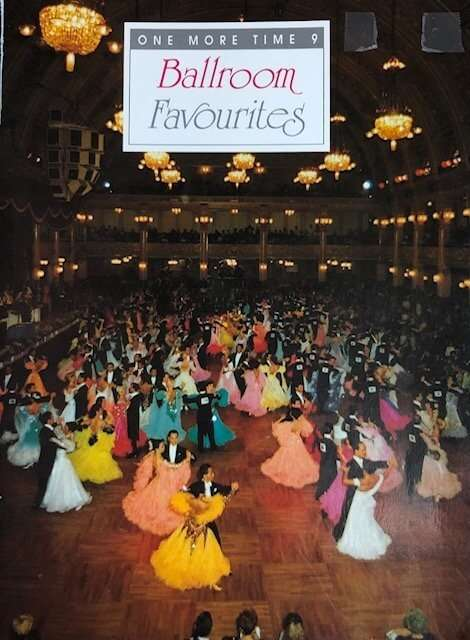 One More Time 9 - Ballroom Favourites - Keyboard