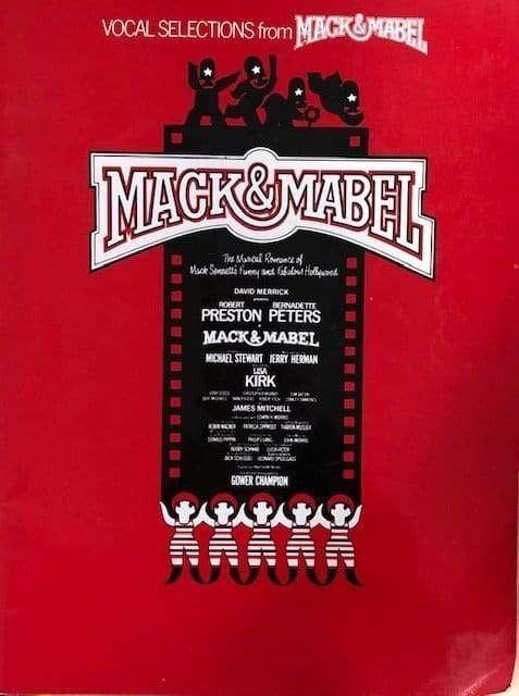 Mack & Mabel - Piano/Vocal/Guitar